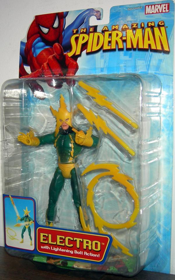 Electro Amazing Spider-Man