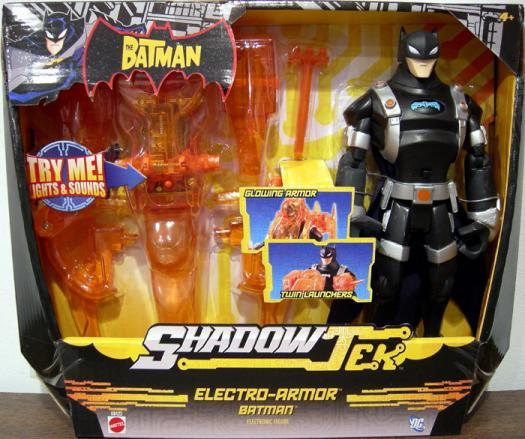 Electro-Armor Batman ShadowTek