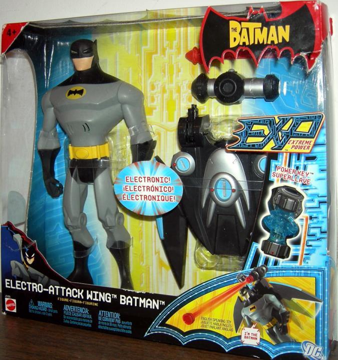 Electro-Attack Wing Batman EXP