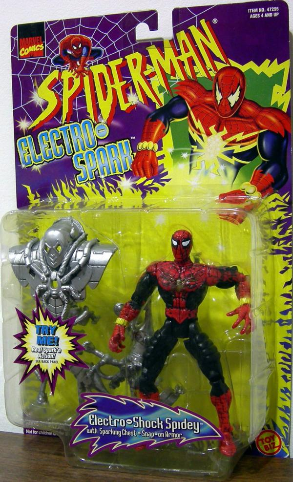 Electro-Shock Spidey