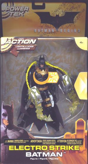 Electro Strike Batman deluxe