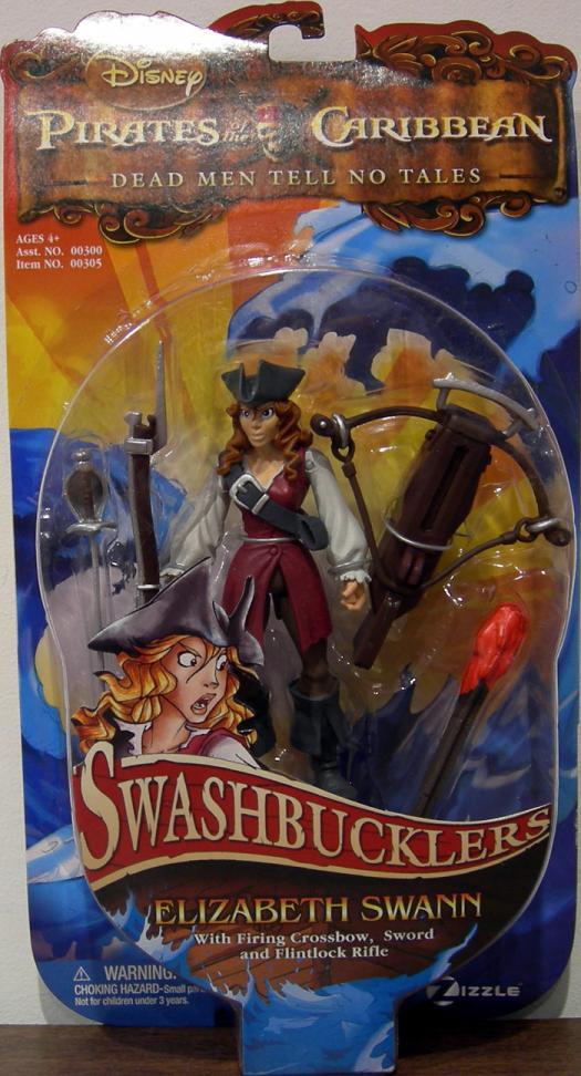 Elizabeth Swann Swashbucklers