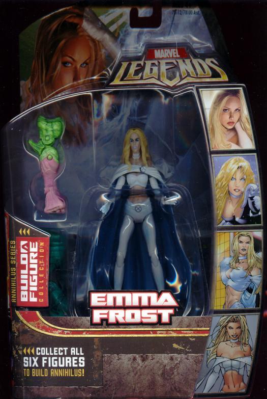 Emma Frost Marvel Legends