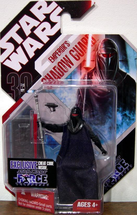 Emperors Shadow Guard Action Figure 30th Anniversary Star Wars