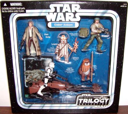 Endor Ambush 5-Pack