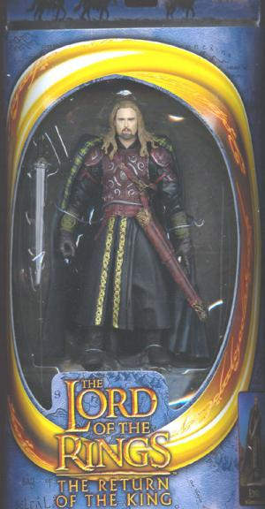 Eomer Ceremonial Armor Figure Lord Rings Return King