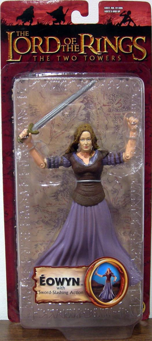 Eowyn Trilogy Lord Rings Two Towers action figure