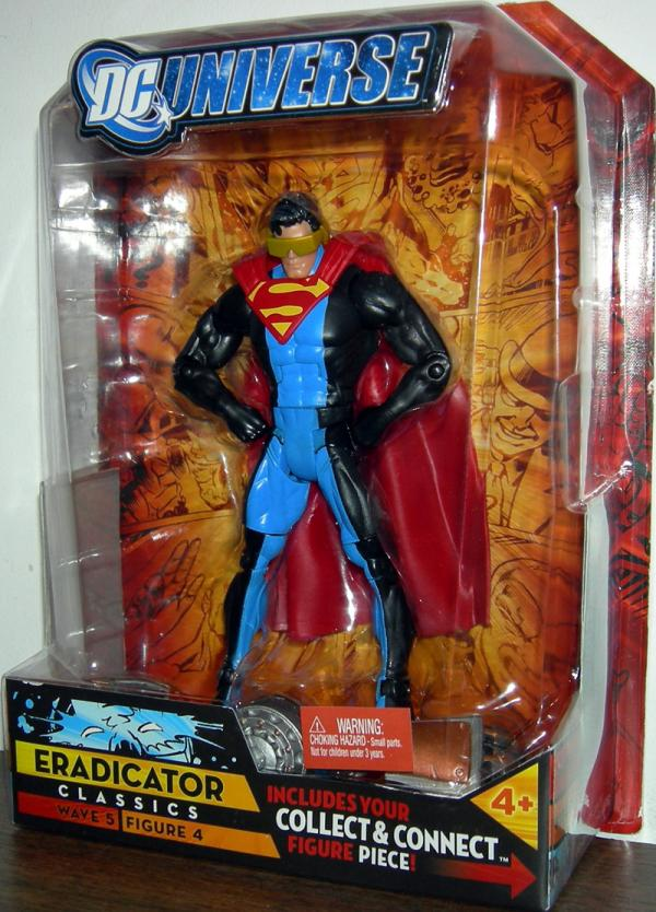 Eradicator Figure 4 DC Universe Classics Wave 5