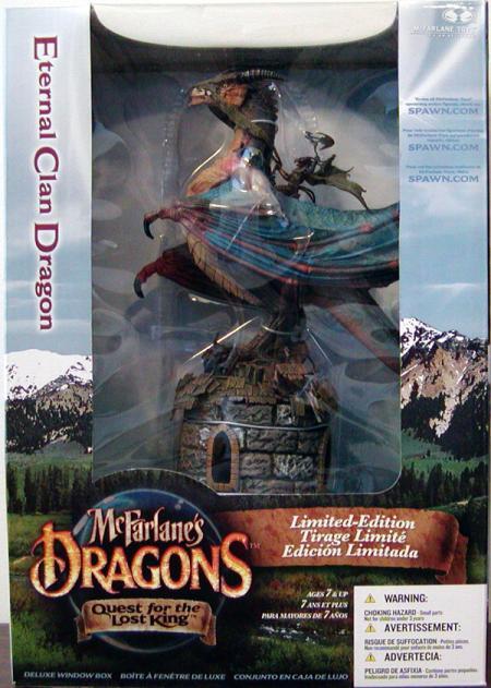 Eternal Clan Dragon 2 Deluxe Boxed Set