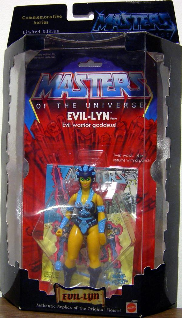 Evil-Lyn Commemorative Series