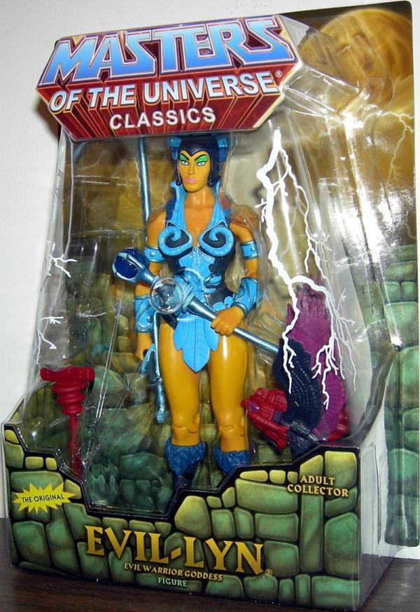 Evil-Lyn Classics Figure Re-Release Masters Universe