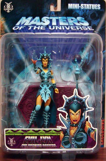 Evil-Lyn Mini-Statue Wizard World Exclusive