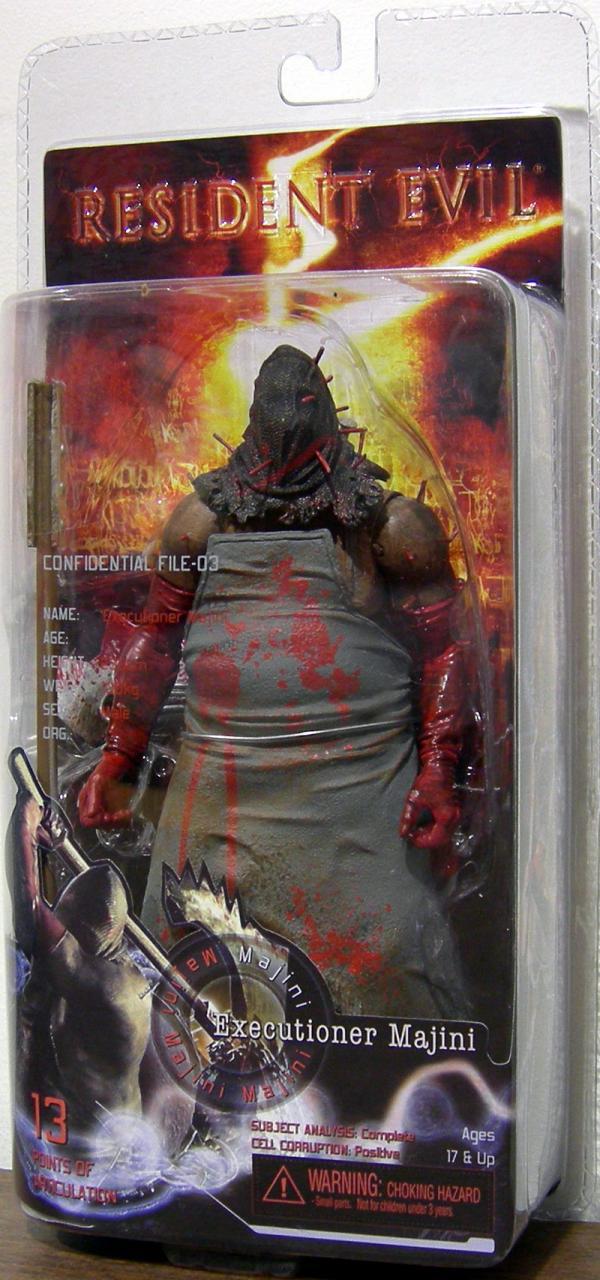 Executioner Majini Resident Evil 5