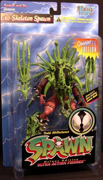 Exo-Skeleton Spawn green bones