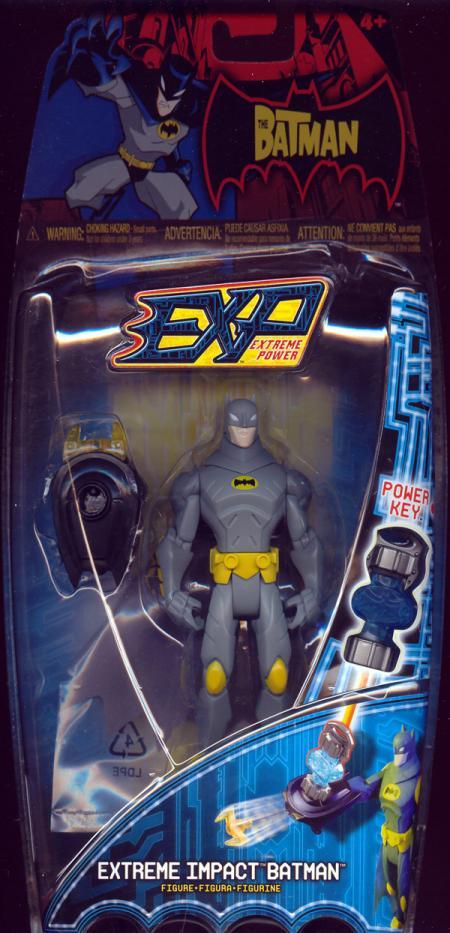 Extreme Impact Batman EXP
