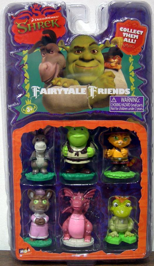 Fairytale Friends 6-Pack series 1