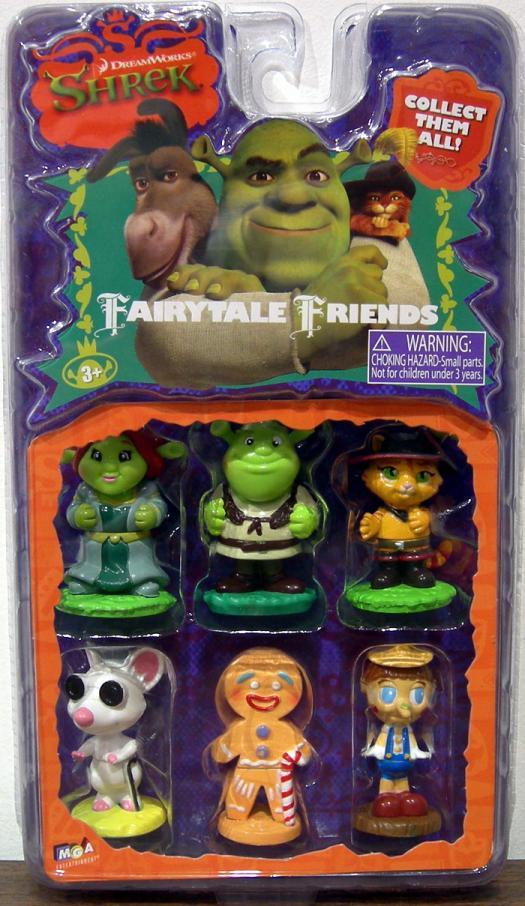 Fairytale Friends 6-Pack series 2
