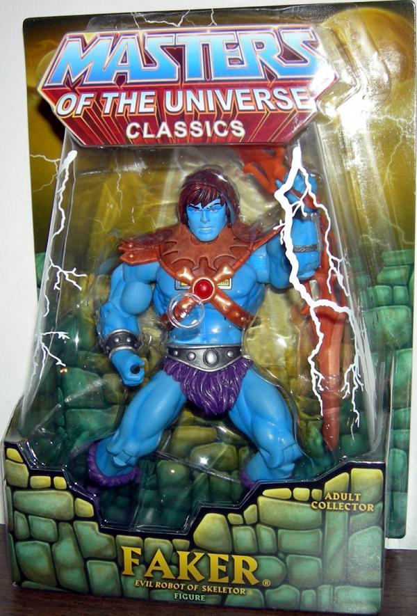 Faker Classics Figure Masters Universe Mattel