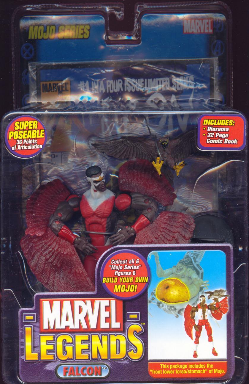 Falcon Marvel Legends variant