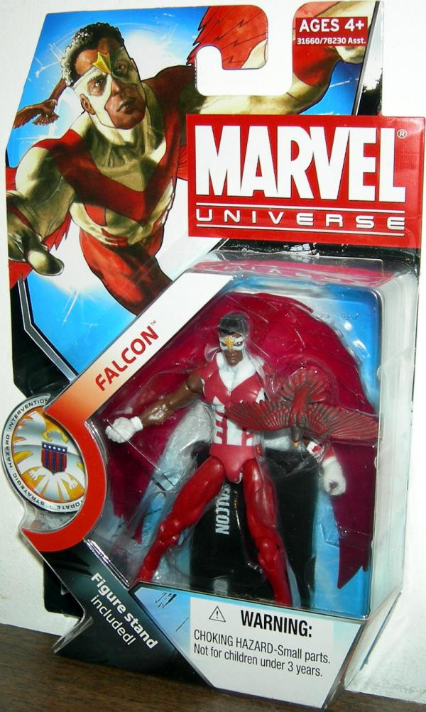 Falcon Marvel Universe Series 3 013 action figure