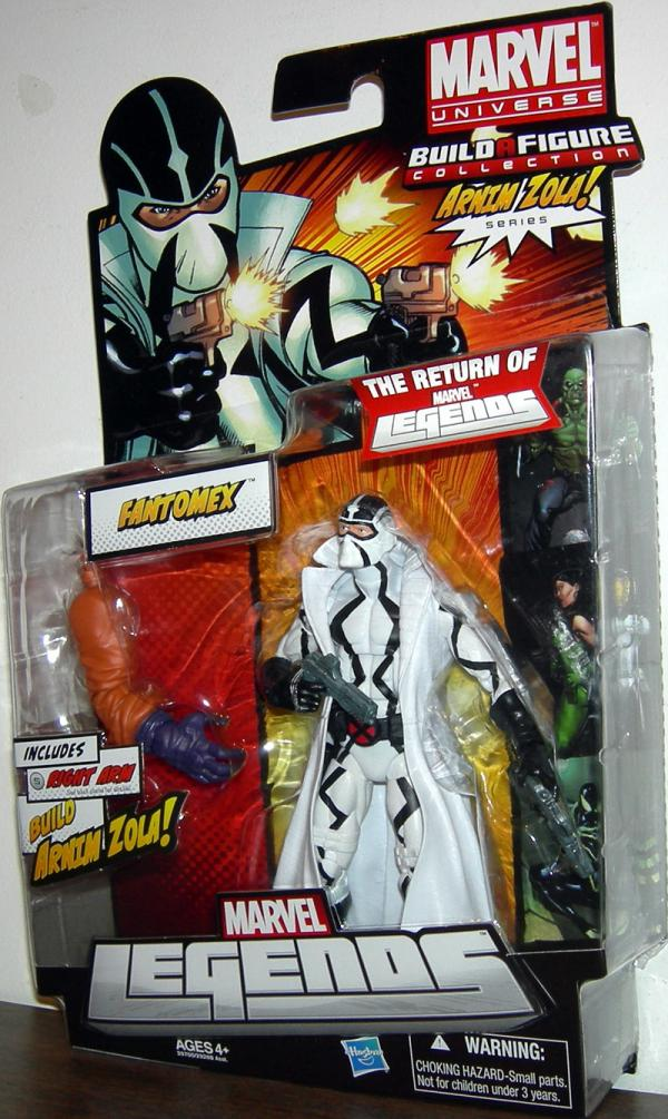 Fantomex Marvel Legends, Arnim Zola Series