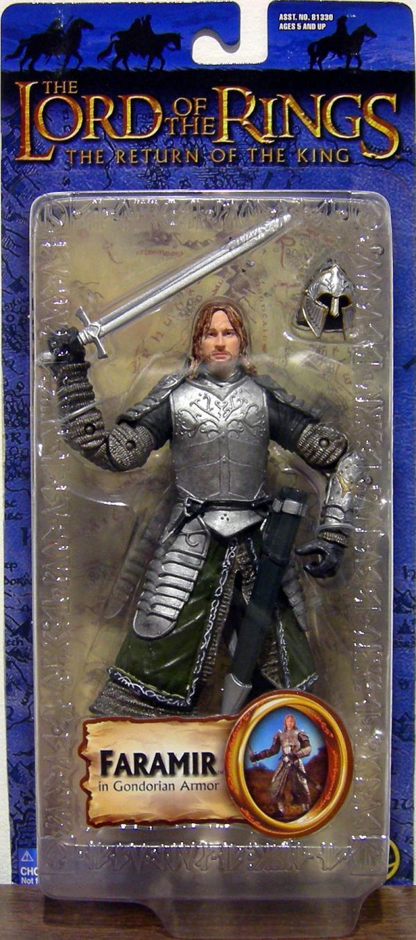 Faramir Gondorian armor Trilogy