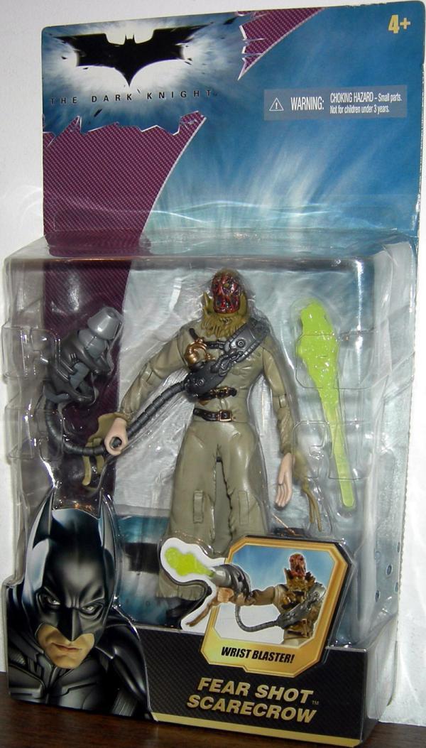Fear Shot Scarecrow Dark Knight
