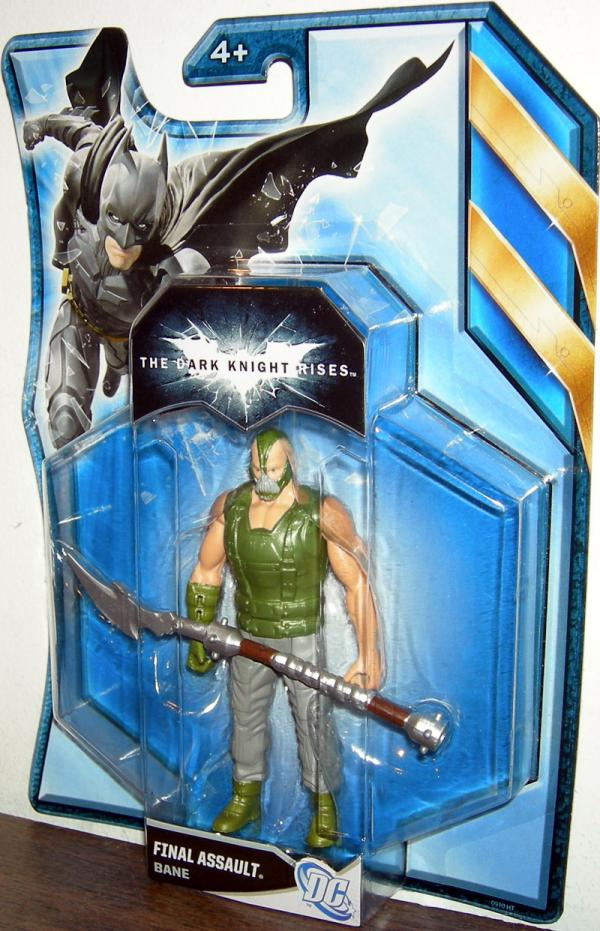 Final Assault Bane Batman Dark Knight Rises action figure