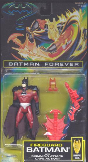Fireguard Batman Batman Forever