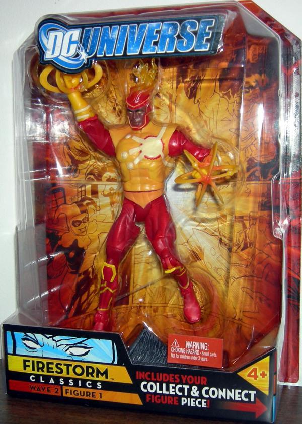 Firestorm DC Universe, Jason Rusch