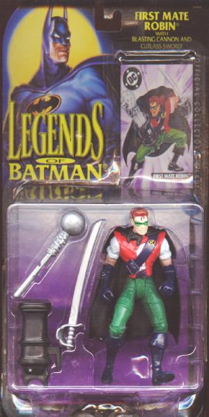 First Mate Robin Legends