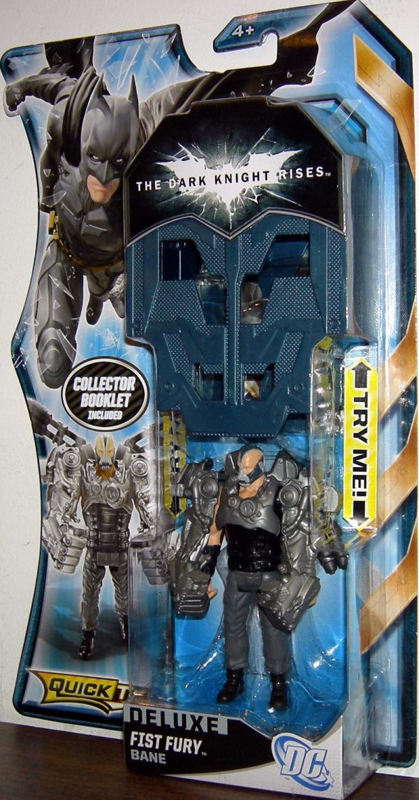 Fist Fury Bane Dark Knight Rises