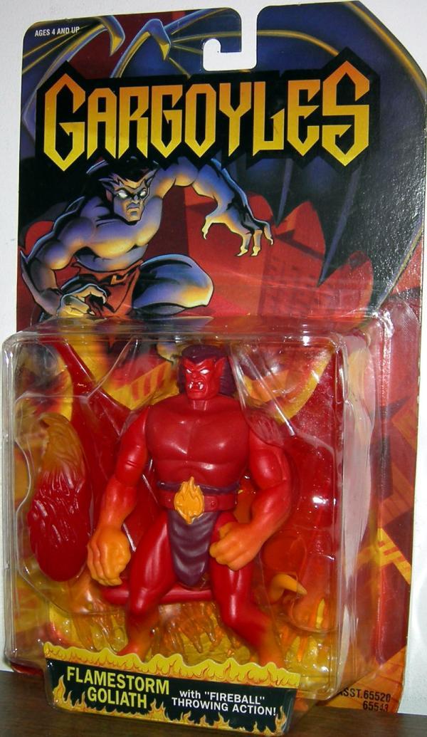 Flamestorm Goliath