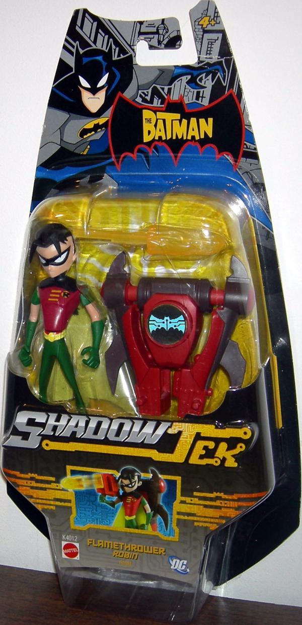Flamethrower Robin ShadowTek