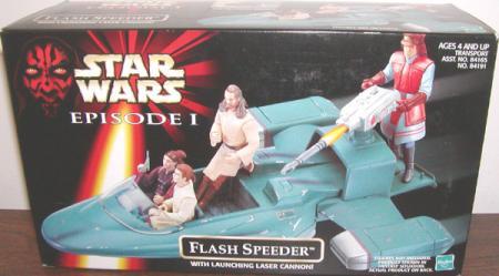 Flash Speeder