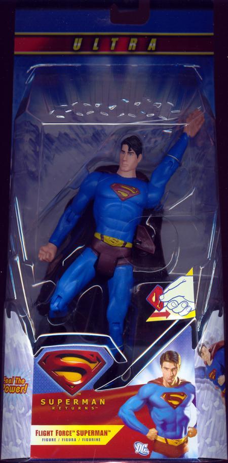 Flight Force Superman