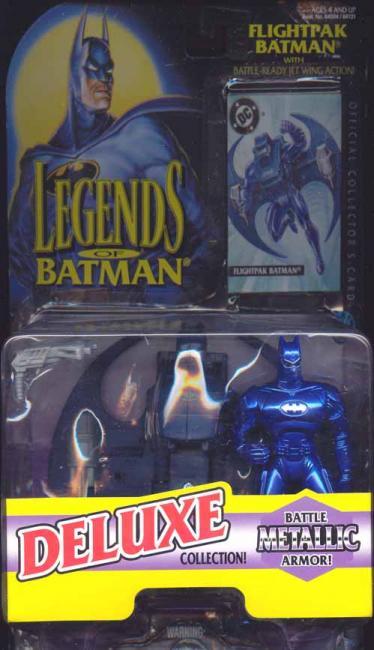 Flightpak Batman Legends