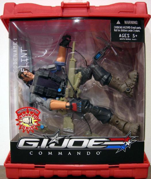 Flint Commando