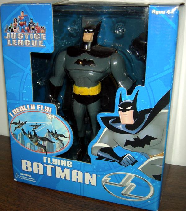 Flying Batman Justice League action figure