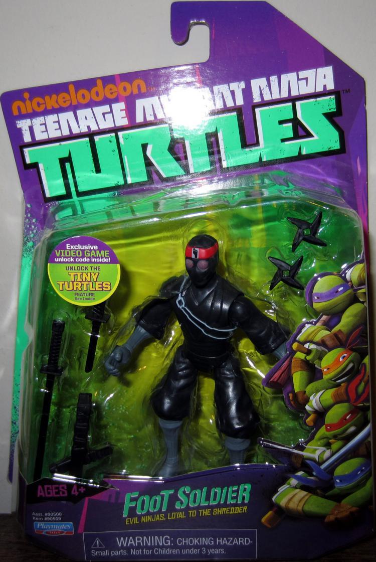 Foot Soldier Figure Nickelodeon Teenage Mutant Ninja Turtles