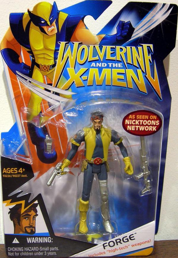 Forge Wolverine X-Men