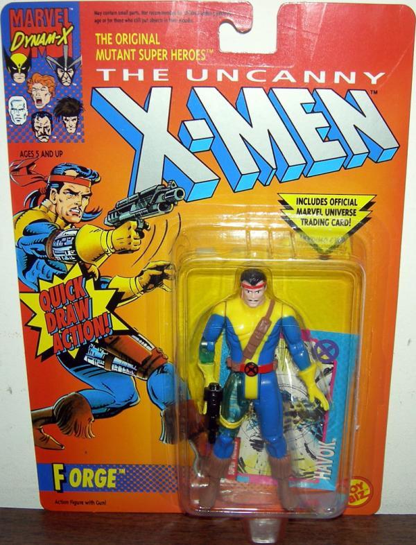 Forge Action Figure X-Men Toy Biz