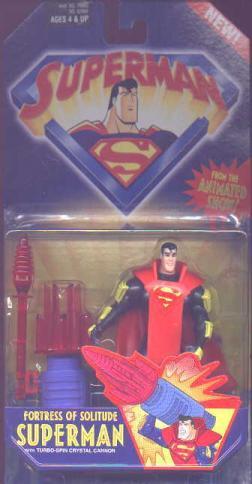 Fortress Solitude Superman