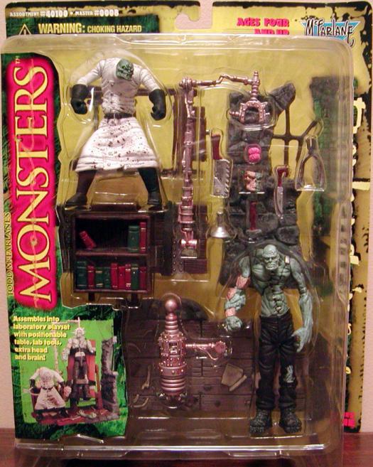 Frankenstein Playset