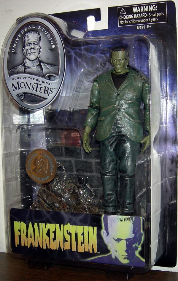 Frankenstein Action Figure Universal Studios Toys R Us Exclusive