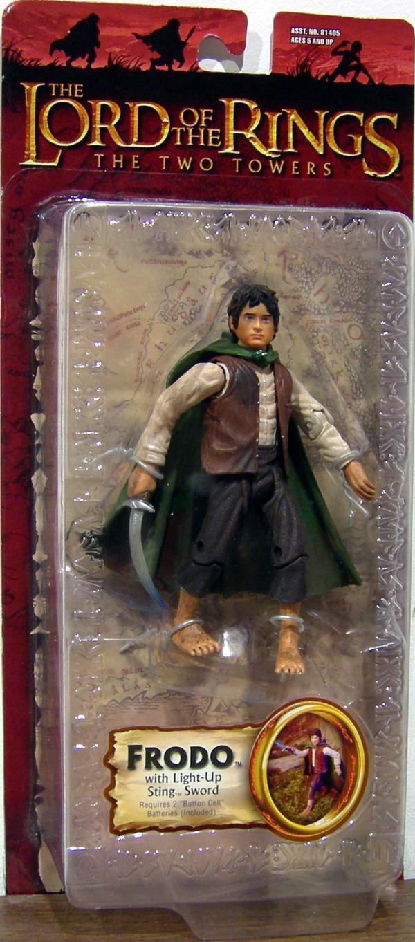 Frodo TTT Trilogy, light-up Sting Sword