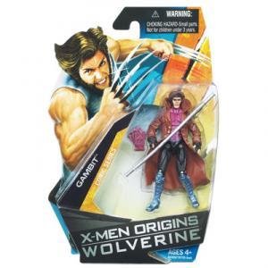 Gambit X-Men Origins Comic Series action figure