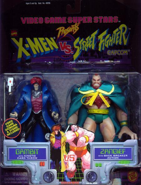 Gambit vs Zangief
