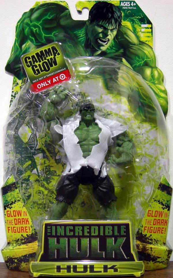 Gamma Glow Hulk tear away shirt