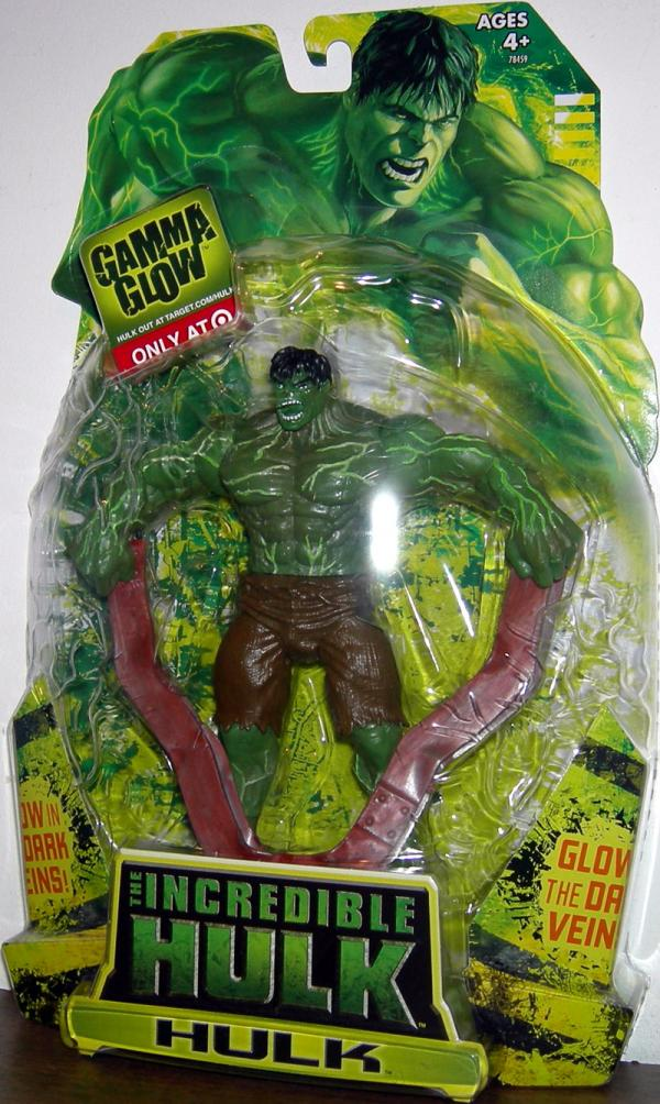 Gamma Glow Hulk movie
